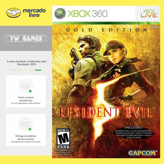 Resident Evil 5 Gold Edition - Digital - Xbox 360
