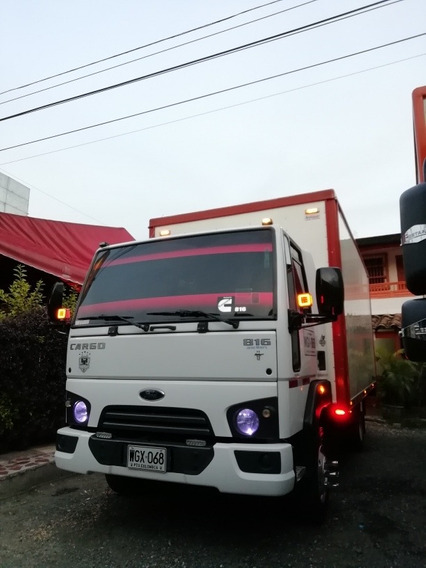 Ford Cargo 816 2018