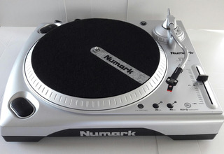 Tocadiscos Numark Ttusb 33 1/3 Y 45 Rpm Interfaz Audio Usb