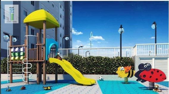 Apartamento Com 2 Dormitórios À Venda, 41 M² Por R$ 246.500,00 - Vila Nova Cachoeirinha - São Paulo/sp - Ap0757