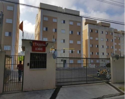 Apartamento Em Condomínio Studio Para Venda No Bairro Vila Nova Curuçá, 3 Dorm, 1 Vagas, 50 M - 4745