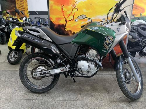 Imagem 1 de 8 de Yamaha Xtz 250 Tenere - 2019 - Verde - King Motos