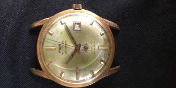 Relógio Technos Goldshield Antigo