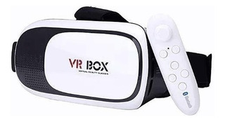 Kit Completo De Gafas Vr Box 3d + Control Bluethoo Incluido