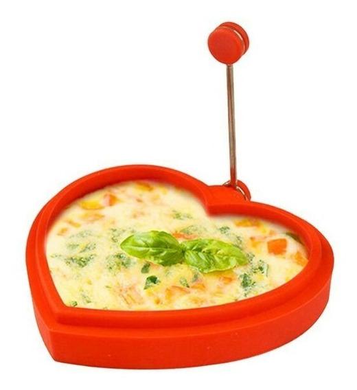 Forma De Ovo Omelete De Silicone Utensilio Para Cozinha