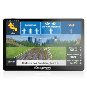 Gps Automotivo Discovery Channel 5.0 Mtc2132 Com Tv