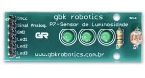 Modulo Sensor De Luz Com Led Integrado