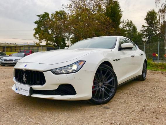 Maserati S Q4 Top De Linea