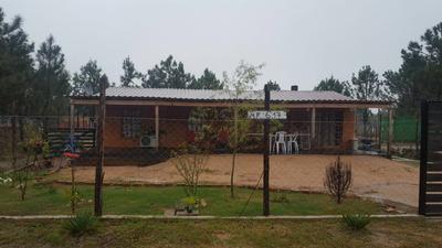 Casa En Montes De Solymar, 3 Dormitorios, Venta