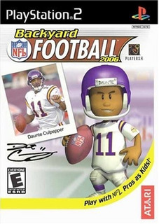 Backyard Football 2006 Playstation 2