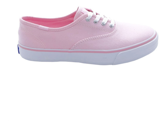 Tênis Keds Double Dutch Canvas Blush Kd244943