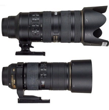 Nikon Nikkor 70-200mm 1:2.8g Gii Ed