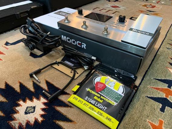Pedaleira Mooer Ge200 Multi Efeitos Ge-200 Promoção