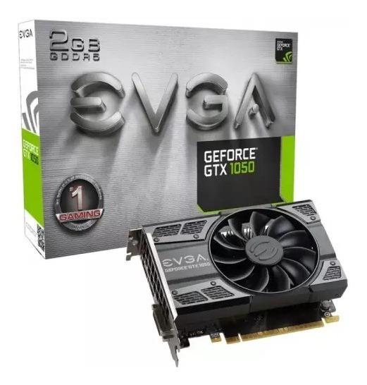 Geforce Gtx 1050 2gb Ddr5 Evga