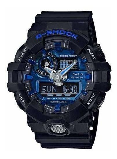 Relógio Casio G-shock Masculino Ga-710 - 1a2dr