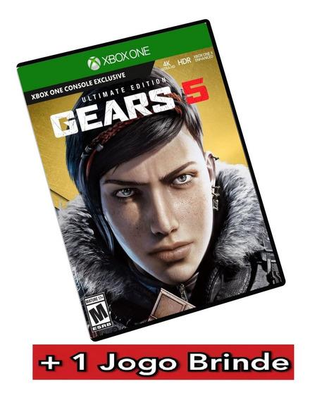 Gears 5 Ultimate Edition Xbox One Mídia Digital + Brinde