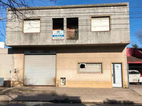 Galpón O Deposito En Alquiler En Zona Estratégica De Moreno.