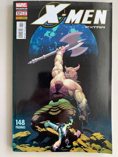 Hq X-men Extra #121 Ed Panini