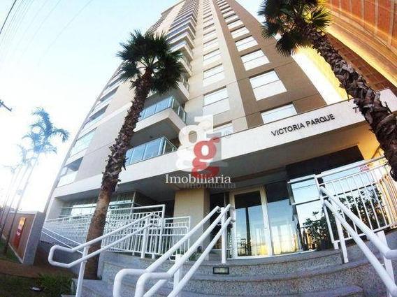Apartamento Com 2 Dormitórios À Venda, 70 M² Por R$ 350.000,00 - Gleba Palhano - Londrina/pr - Ap0233