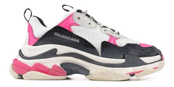 Tênis Balenciaga Triple-s Feminino Masculino Frete Grátis