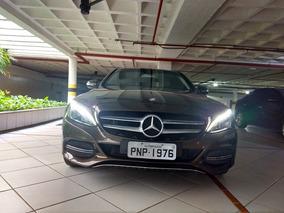 Mercedes Benz Classe C 2.0 Avantgarde Turbo 4p 2015