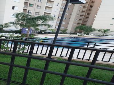 Apartamento Mobiliado De 02 Dormitórios No Residencial Villas Da Granja - 11251