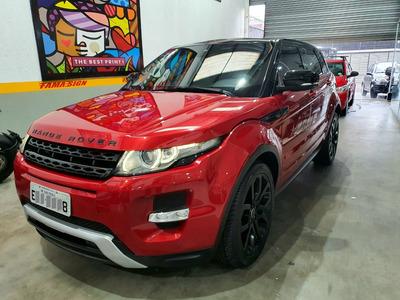 Land Rover Range Rover Evoque Blindada Dynamic Otimo Estado