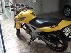 Honda Twist 250 Amarela