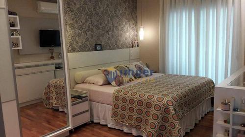 Imagem 1 de 1 de Maravilhoso Apartamento!! - Ap13733