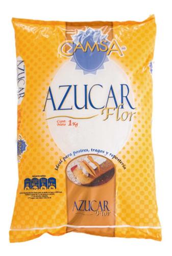 Imagen 1 de 1 de Azúcar Flor Camsa 1 Kg