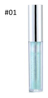 Handaiyan Líquido Cristal Brillar Gloss Labio Holográfico An