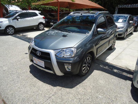 Toyota Etios Cross Etios Cross 1.5 4p Manual