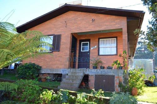 Casa À Venda, 70 M² Por R$ 1.063.830,00 - Floresta - Gramado/rs - Ca0147