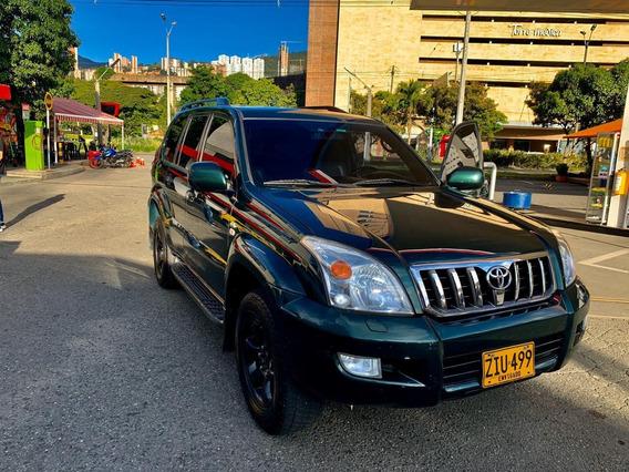 Toyota Land Cruiser Land Cruzser Vxl