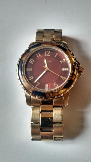 Relógio Technos Elegance Star, Referência: 2035 Bbj, Usado!