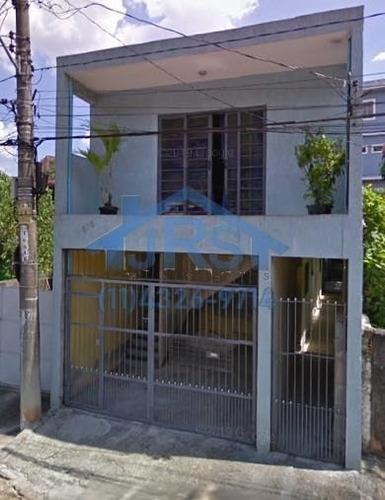 Imagem 1 de 3 de Terreno Com 4 Casas A Venda - So1130