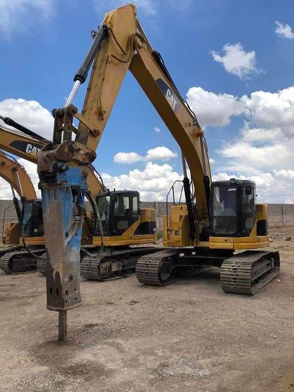 Excavadora Cat 320 Cl