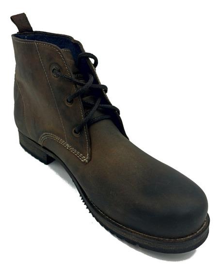 Zapato Michelin Defender Spirit Café Hombre
