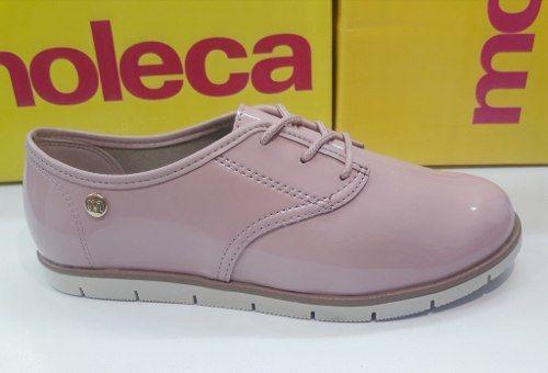 Sapato Moleca Oxford Barato 5613304