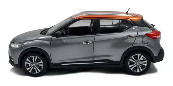 Miniatura Nissan Kicks 2017 Promoção Importado Colecionável