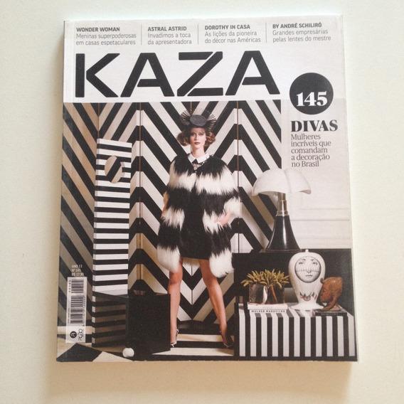 Revista Kaza 145 6/2015 Divas Mulheres Na Decoração C2