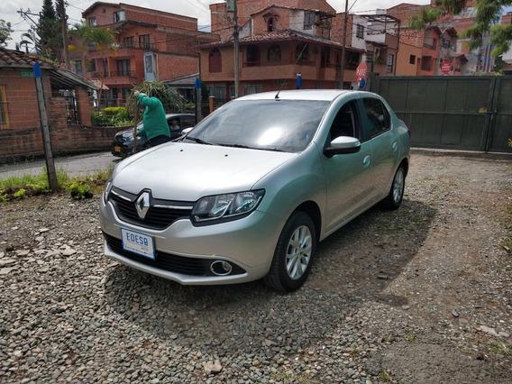 Renault Logan Privilegie Automático 2016