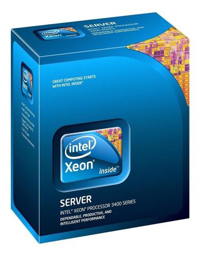 Processador Intel Xeon X3430 Bv80605001914ag De 4 Núcleos E