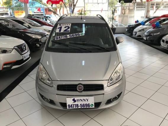 Fiat Idea Attractive 1.4 8v Flex, Ext4885