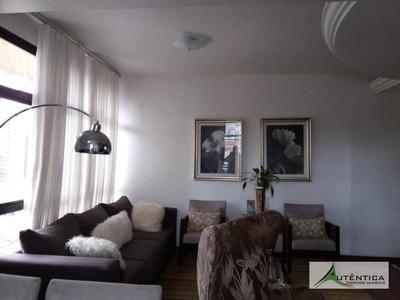 Apartamento Duplex Com 3 Dormitórios À Venda, 111 M² Por R$ 730.000 - Carmo - Belo Horizonte/mg - Ad0002