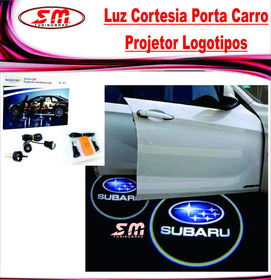 Luz De Cortesia Projetor Porta Logomarca Subaru