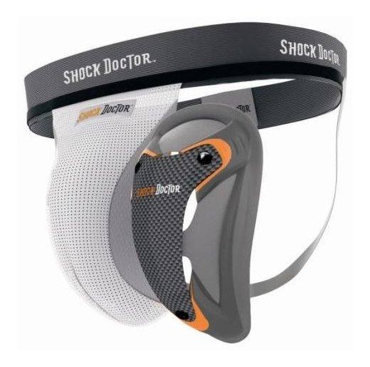 Shock Doctor Men Con La Ultra Supporter Ultra Carbon Flex