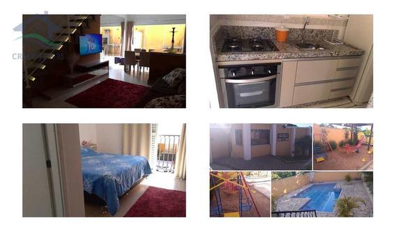 Casa De Condomínio Com 2 Dorms, Jardim Estância Brasil, Atibaia - R$ 320 Mil, Cod: 2020 - V2020