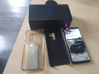 S9 Plus 128 Gb Dual Sim 6gb Ram Desbloqueado, Estado No Novo