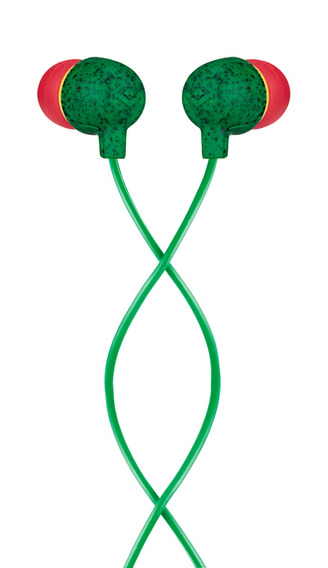 Auriculares House Of Marley Little Bird In Ear Rasta